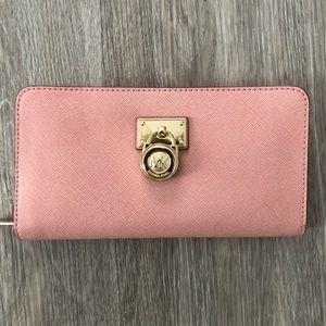 COPY - Hamilton Wallet in Pale Pink